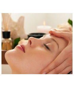 Ayurvedic Facelift or Reiki Ayurvedic Massage